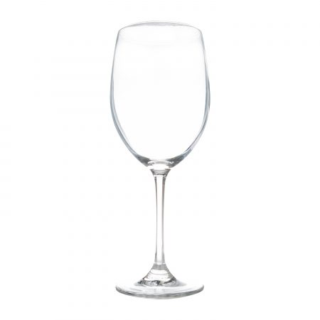 19oz crystal wine glass